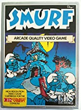Smurf: Rescue in Gargamel's Castle - ColecoVision (CBS International Verison)