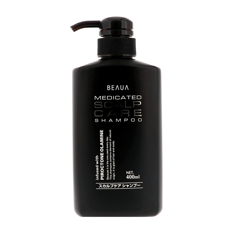 【熊野油脂】ビューア 薬用スカルプケアシャンプーポンプ のサムネイル