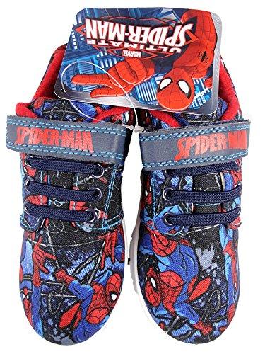 SpidermanVeryan - Zapatillas para chico