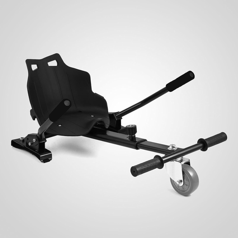 """EasyCruiser Premium Hoverkart für alle Hoverboards [6, 5"""" - 10""""] Längenverstellbar"""