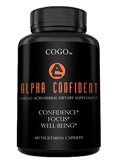 : Alpha Confident Dietary Supplement: Increase