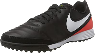 Nike Tiempo Genio Ii Leather Tf Chaussures De Football En Salle