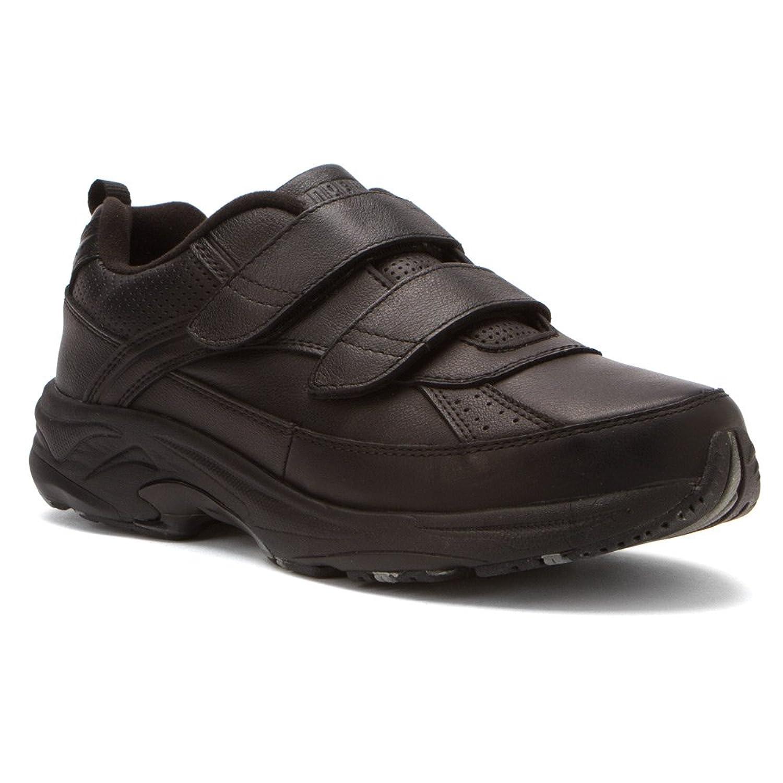 Men's Drew Force, Size: 9.5 M, Black Leather