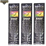 Incense Sticks Khush Scents by Mohan - Pack of 250 Sticks (9.2 Inches Tall) - Makers of the World Famous Khush (Kush)...
