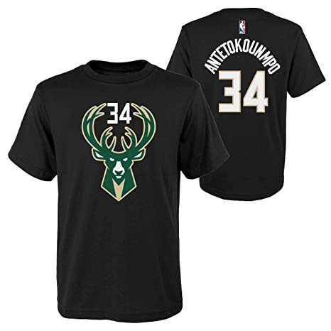 new style 7c691 c41c3 Amazon.com : Outerstuff Giannis Antetokounmpo Milwaukee ...