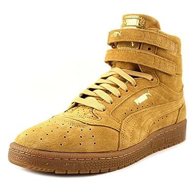 PUMA Sky II Hi NBK NBK NBK Damens US 9 Tan Sneakers   Fashion 8d3350