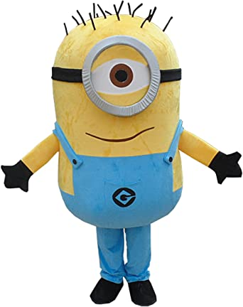 Despicable Me One Eye – Winnie mascota disfraz Cosplay, diseño de ...