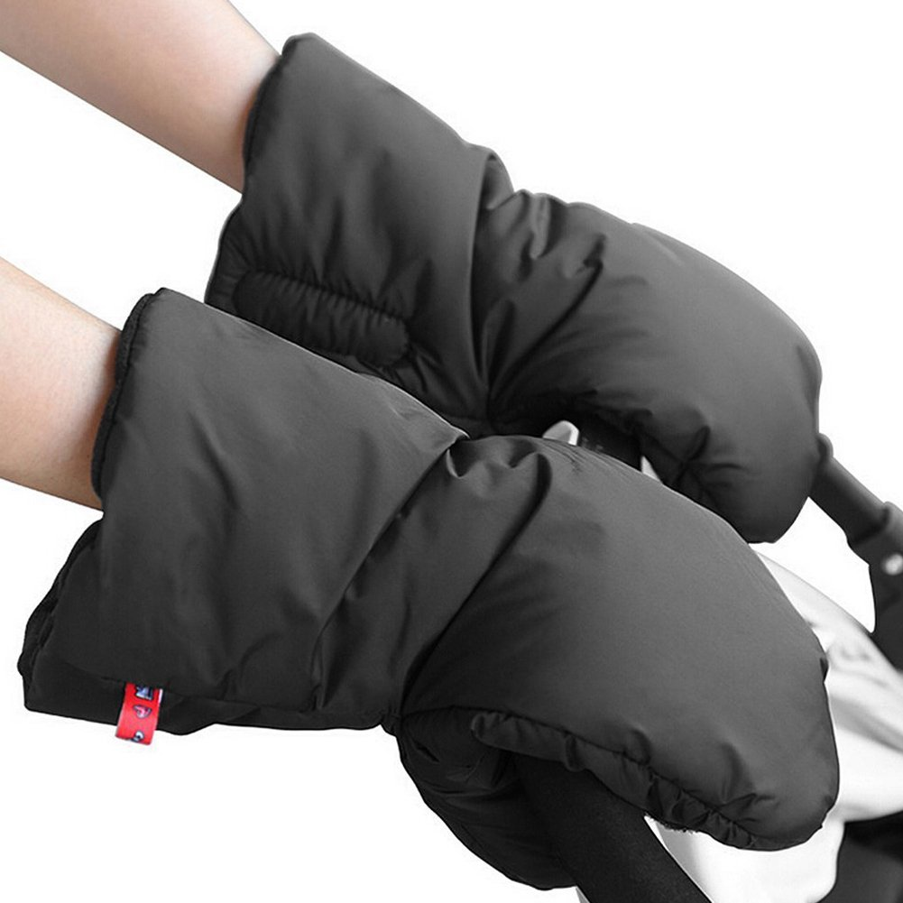 Gembaby Extra Thick Winter Waterproof Anti-freeze Baby Stroller Glove Hand Muff, Hand Protector Mitts