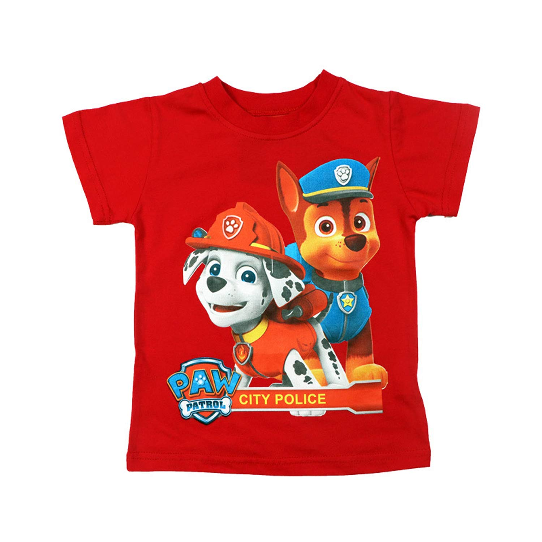 PCLOUD Childrens Cute Dog Short Sleeves T-Shirt