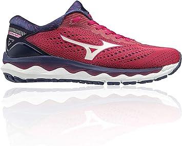 Mizuno Wave Sky 3, Zapatillas de Running por Mujer: Amazon.es ...