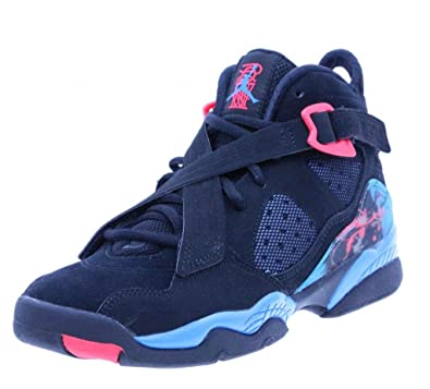 5f6a825bde1be8 Amazon.com  Jordan Nike Air 8.0 Girls Basketball Shoes