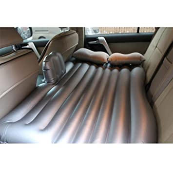 YZ-YUAN Cama Inflable para Coche, Colchón Hinchable Aire ...