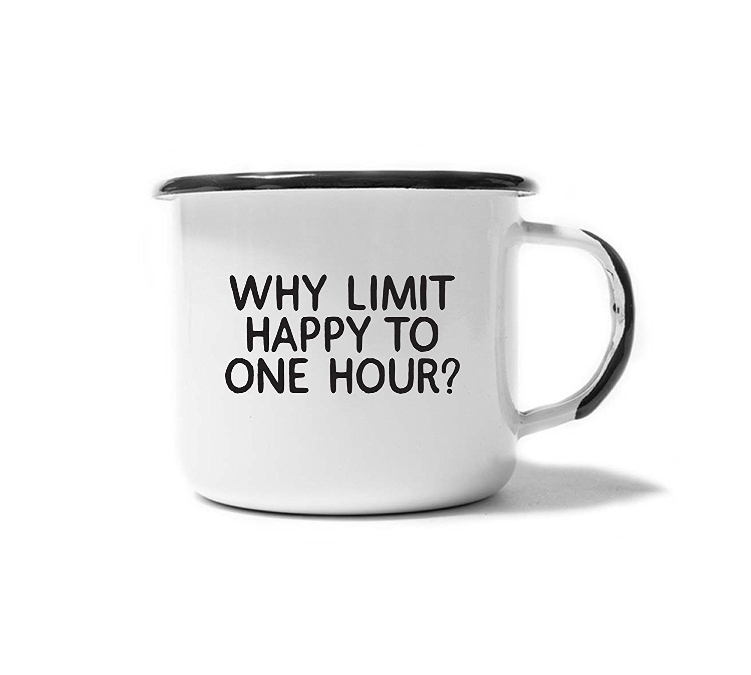 Why Limit Happy to One Hour