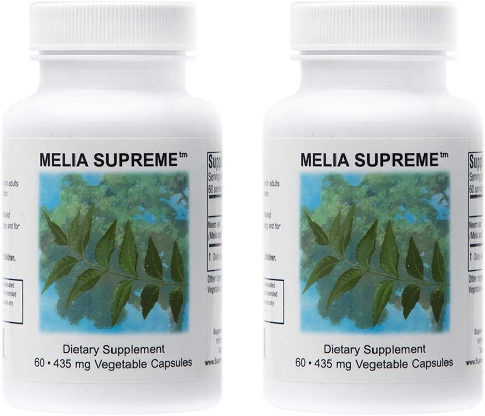 Supreme Nutrition Melia Supreme Dual Pack