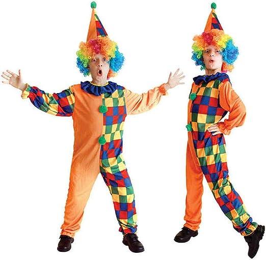 V1 Clothing CO Trajes De Payaso De Halloween Los Niños Mostrar ...