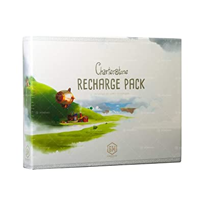 Stonemaier Games Charterstone: Recharge Pack: Toys & Games