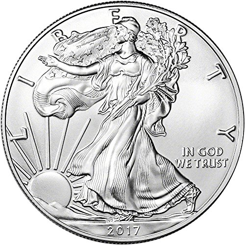 2017 American Silver Eagle $1 US Mint Brilliant Uncirculated