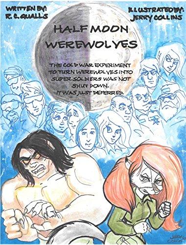 Half Moon Werewolves by [Qualls, R. C.]