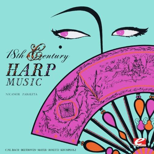 (18th Century Harp Music (Digitally)