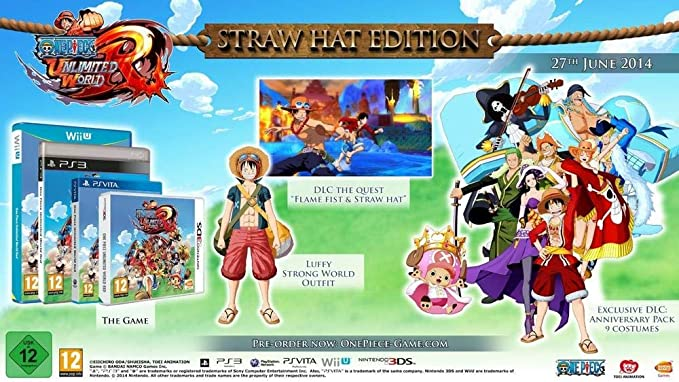 One Piece: Unlimited World Red - Edición Chopper: Amazon.es ...