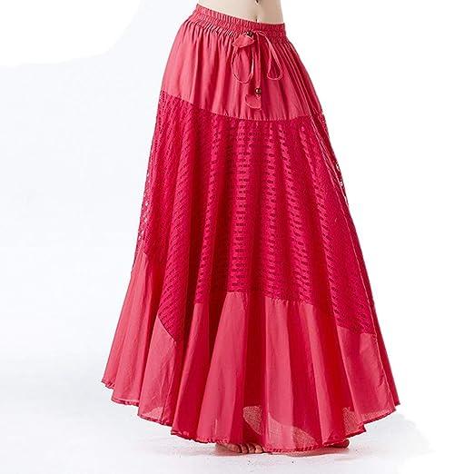 Vestidos de baile de atletismo Falda de danza del vientre Falda de ...