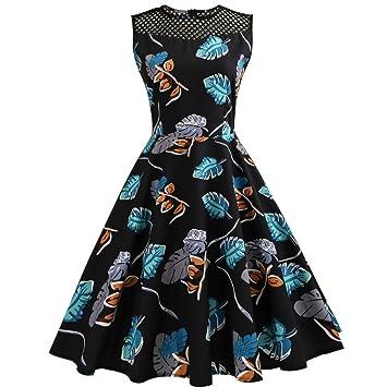 Vestidos de Fiesta Largos de Noche Mujer,LILICAT® Elegante Vestido de fiesta de noche