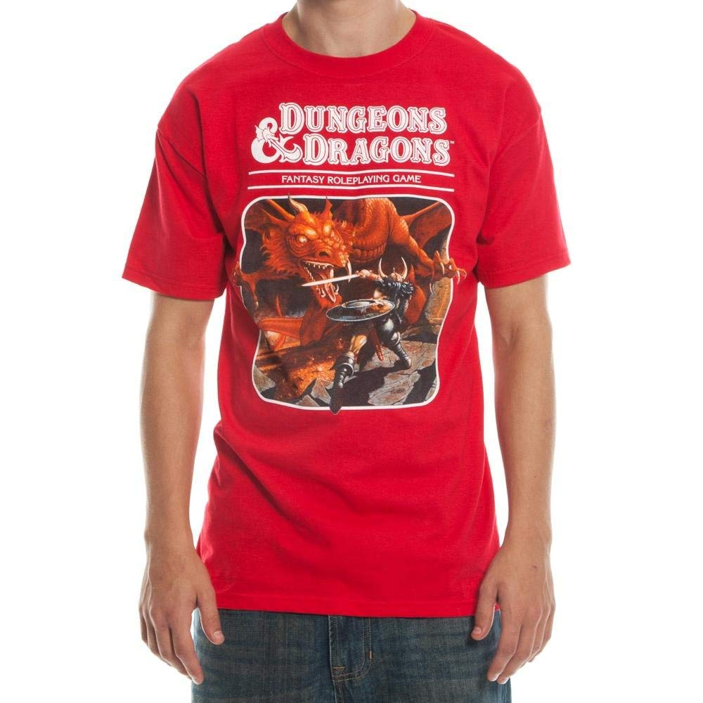 funny cat T-Shirt Dungeons And Dragons Third Edition
