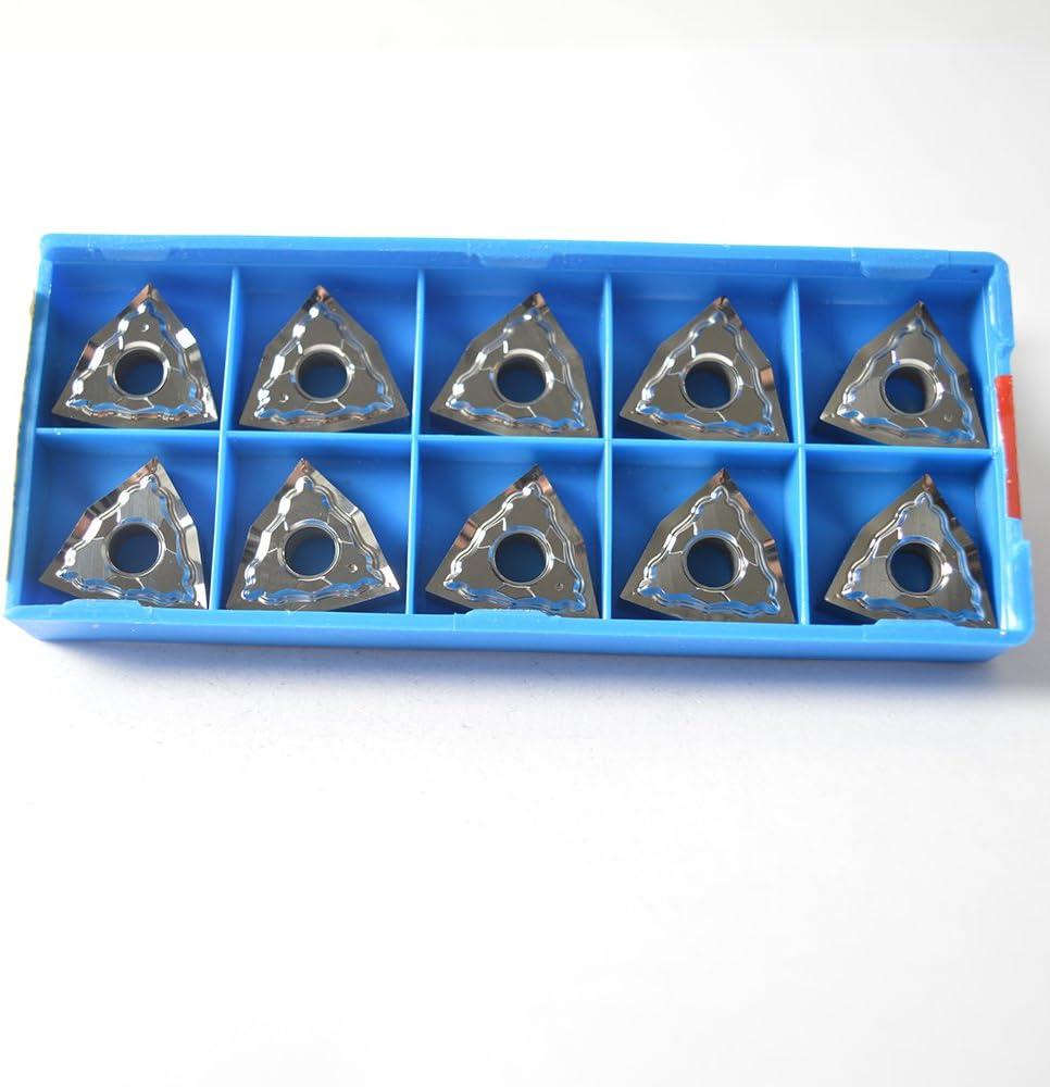 10pcs VCGT160408-AK H01 VCGT332-AK H01  Used for Aluminum Superior quality