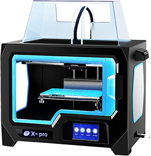 Impresora 3D X-PRO, Tamaño de impresión 230 X 150 X 150Mm ...