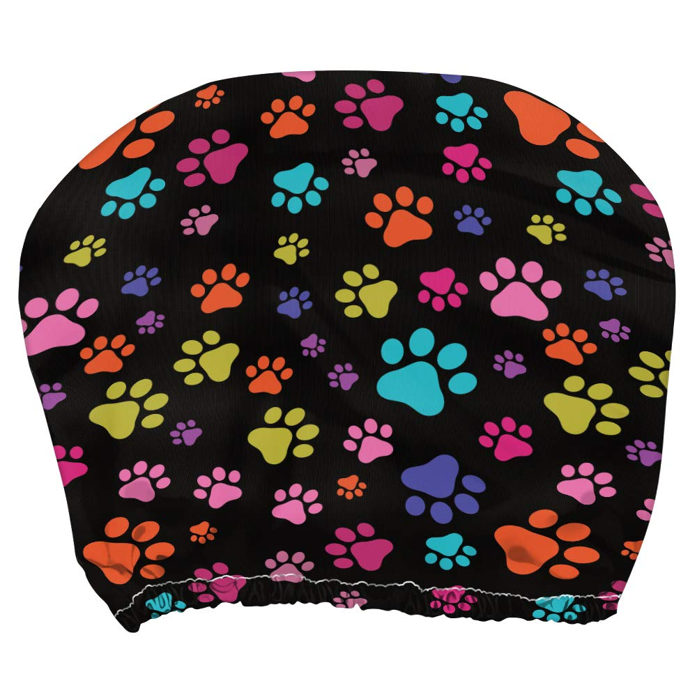 Protective Fabric Design Cover Decoration for All Cars WIRESTER Car Seat Head Rest Cover