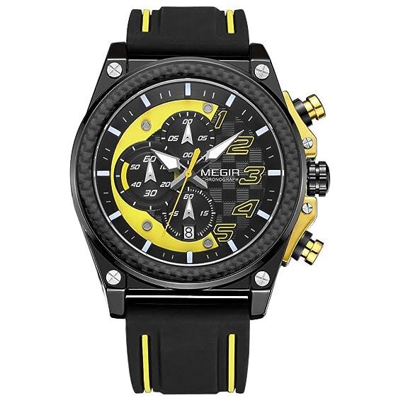 ce4657dbce50 Reloj - Megir - Para - MG-M2051  Amazon.es  Relojes