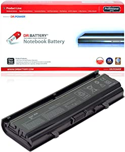 DR. BATTERY TKV2V Battery Compatible with Dell Inspiron N4030 N4020 N4030D Mini 1210 14V 04J99J 0FMHC1 0M4RNN 0PD3D2 312-1231 FMHC10 KG9KY W4FYY X3X3X[11.1V/4400mAh/48Wh]