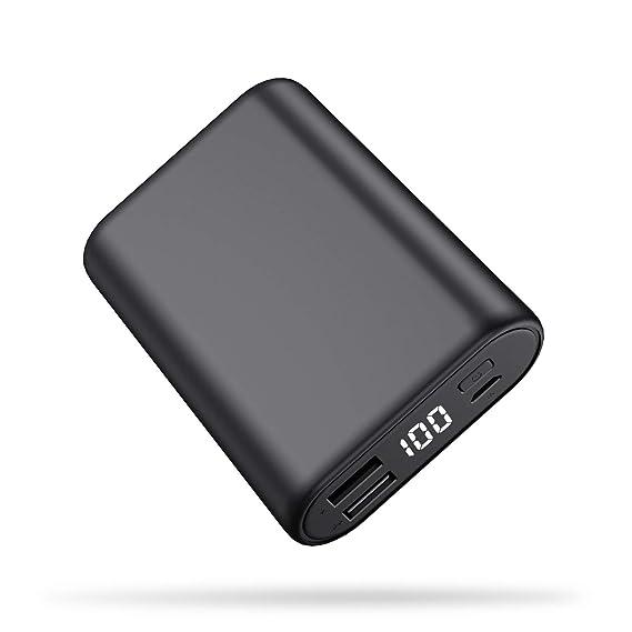 Amazon.com: Cargador portátil con batería de 16800 mAh de ...