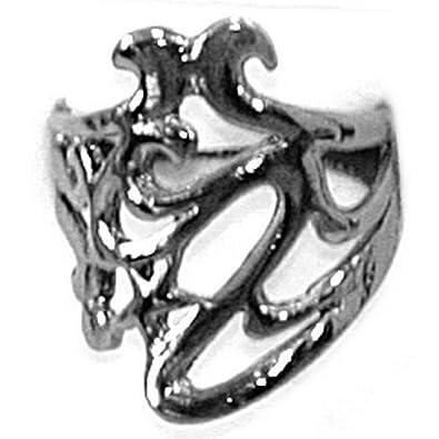 Ring modellierte Romantische Draht Design Made mit Zink Legierung ...