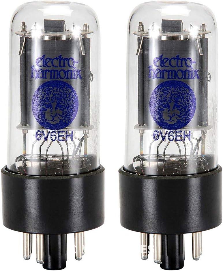 Electro-Harmonix 6V6GT Vacuum Tube, Matched Pair