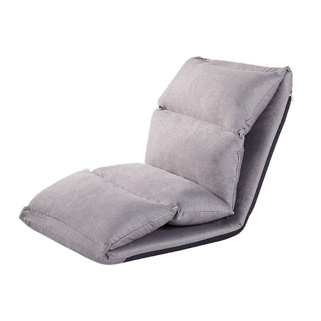 Boden Stuhl/Breathable Cotton Bay Fenster Stuhl/Japanisch-Stil Abnehmbare Und Stuhl Waschbar Klappsofa Bett Stuhl Und | Balkon Lounge Chair Multifunktionale Klappsofa (Farbe : Style4) bc504c