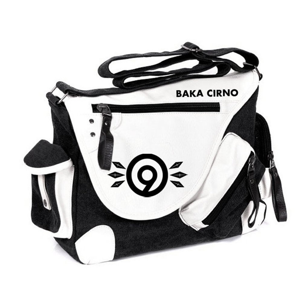 Siawasey Japanese Anime Cosplay Satchel Handbag Backpack Messenger Bag Shoulder Bag