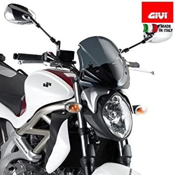 GIVI 308A Windshield Specifics 52 cm Height x 66.5 cm A