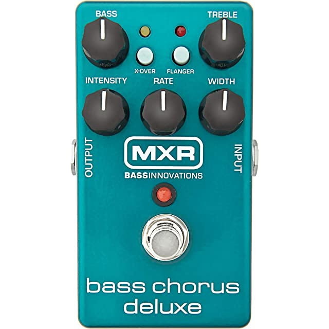 リンク:M83 Bass Chorus Deluxe