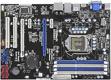 Asrock H55DE3 LGA 1156 (Socket H) ATX - Placa Base (16 GB, Intel, LGA 1156 (Socket H), 10/100/1000 MB/s, Realtek RTL8111D(L), ATX): Amazon.es: Informática