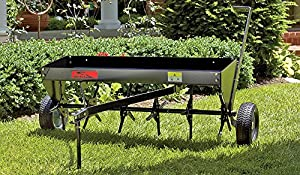 Brinly PA-40BH Tow Behind Plug Aerator, 40-Inch from Brinly Hardy