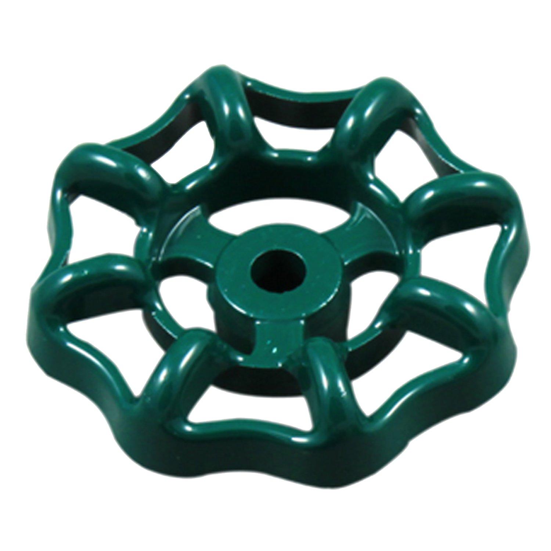 Amazon.com: LASCO 01-5111 Metal Outside Faucet Hose Bibb Round Wheel ...