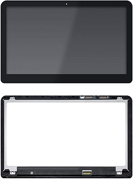 15.6/'/' Laptop Touch Screen Glass Digitizer For HP Envy X360 m6-w105dx M6-W102DX