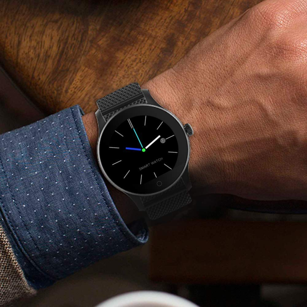 Smart Watch SMA 09 - Rastreador de Fitness con pulsómetro para ...
