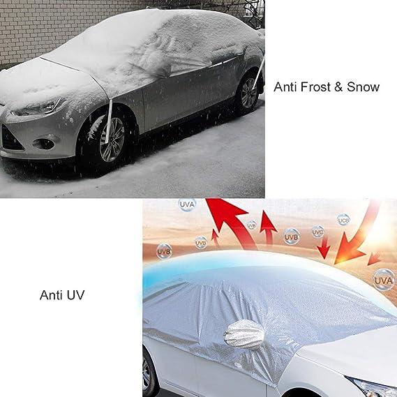 Winter M-L CITROEN C3 Picasso Halbgarage Frostschutz