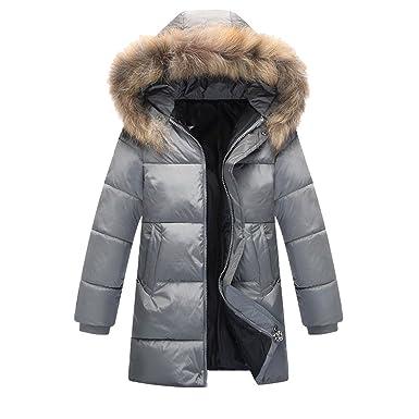 Warme winterjacke 140