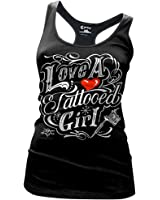 Amazon.com: Cartel Ink Womens Keep Calm & Get a Tattoo ...