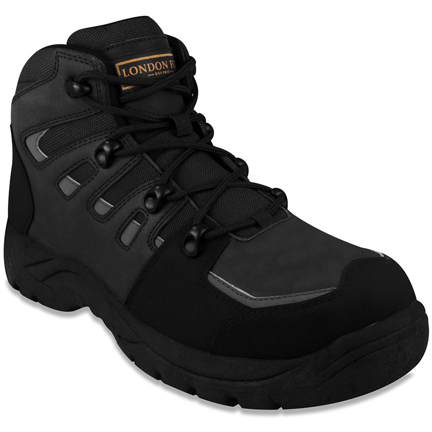 bfecb9b7b Snow Boots G-9021SC Womens Duck Boots Leather Waterproof Thermolite  Insulated Hiking 5-Eye Winter Shoes