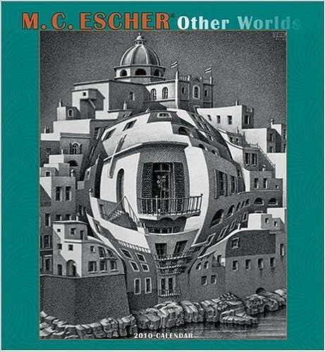 Escher Other Worlds Calendar M.C