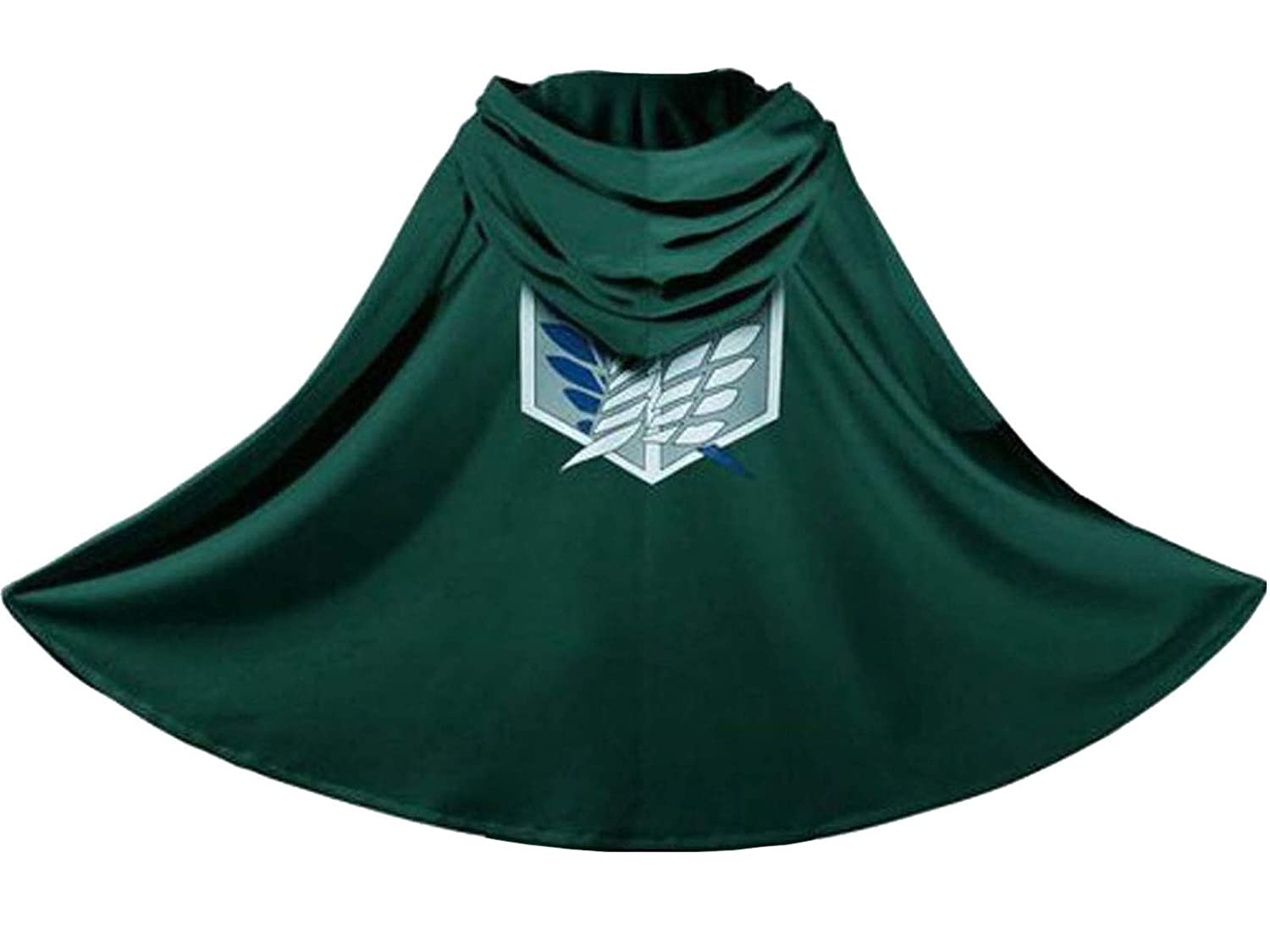 Attack on Titan Japanese Anime Shingeki no Kyojin Cloak Cape Clothes Cosplay AOTGN05